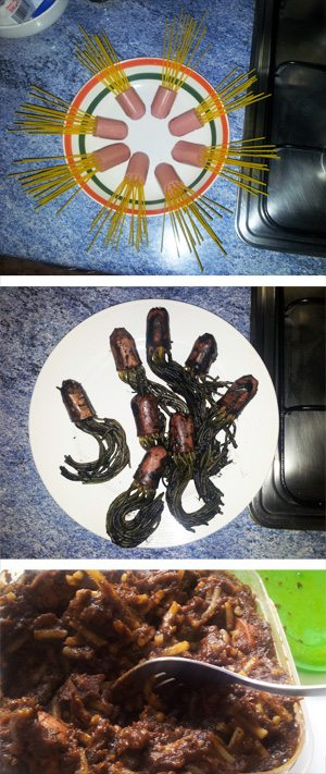 Spaguetti repugnantti