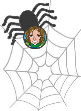 Tejiendo telas de araña