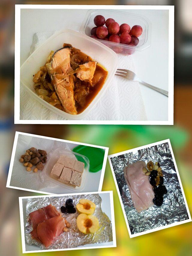comidas dieta de la zona