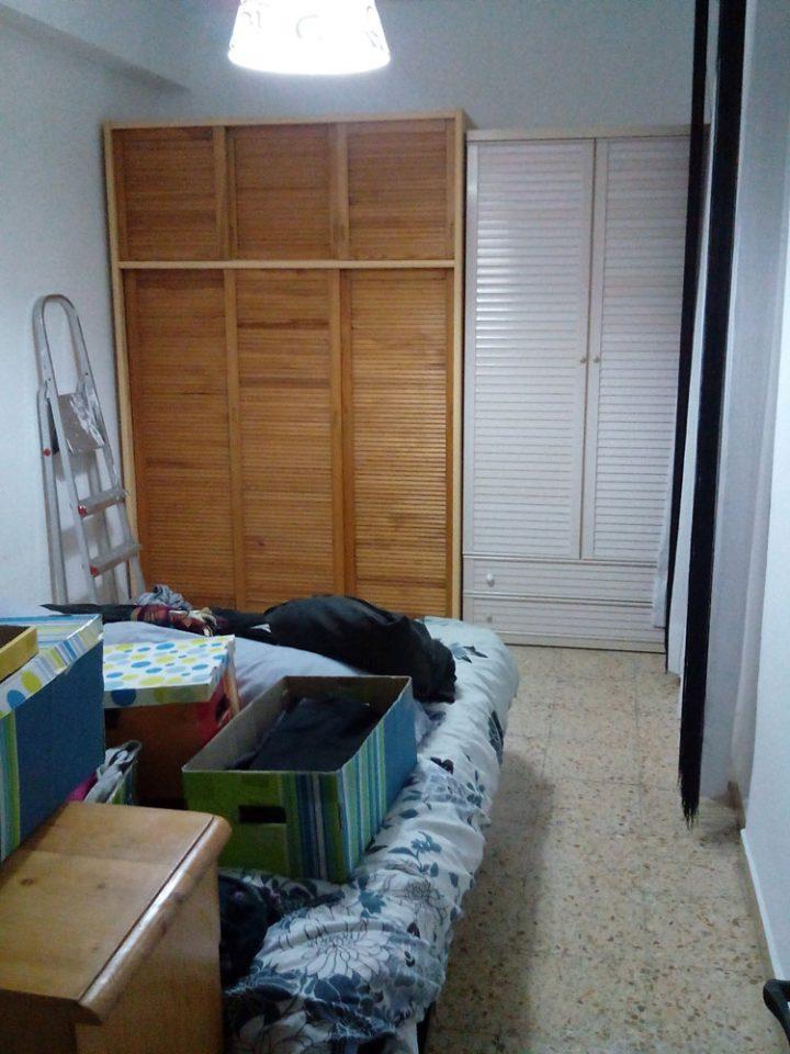 Una habitación con un nuevo aire