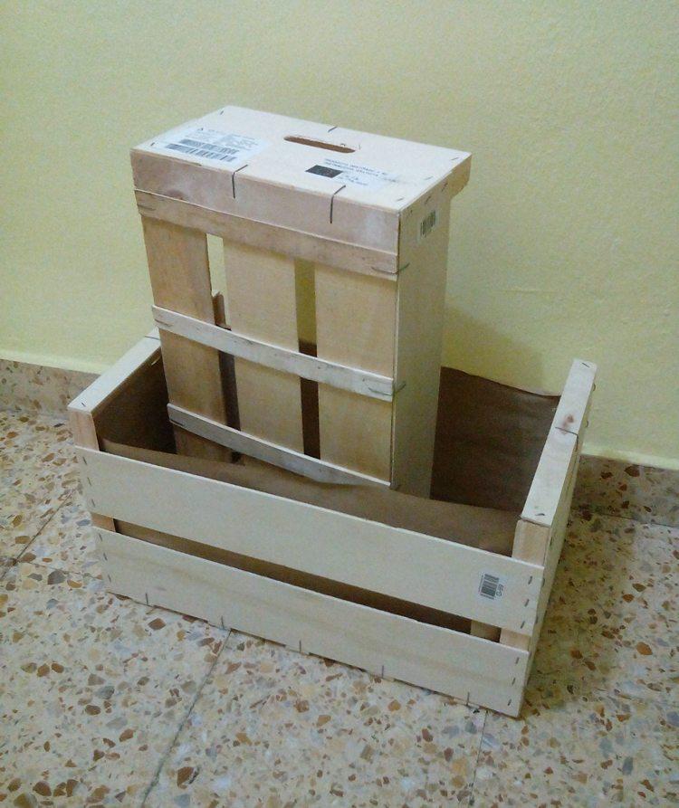 reciclar-cajas-de-madera