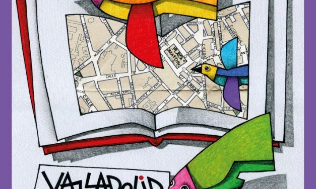 ¡Firma de libros en la Feria del libro de Valladolid!
