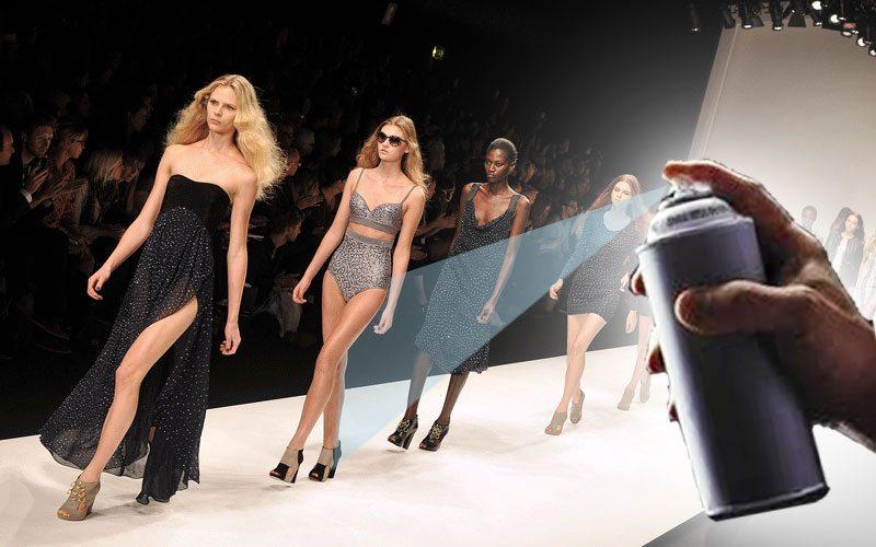 El truco de las modelos para lucir unas piernas perfectas