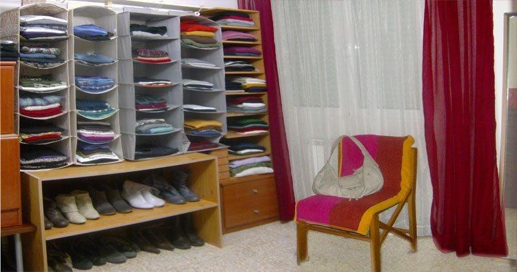 Muebles para aprovechar el espacio al máximo