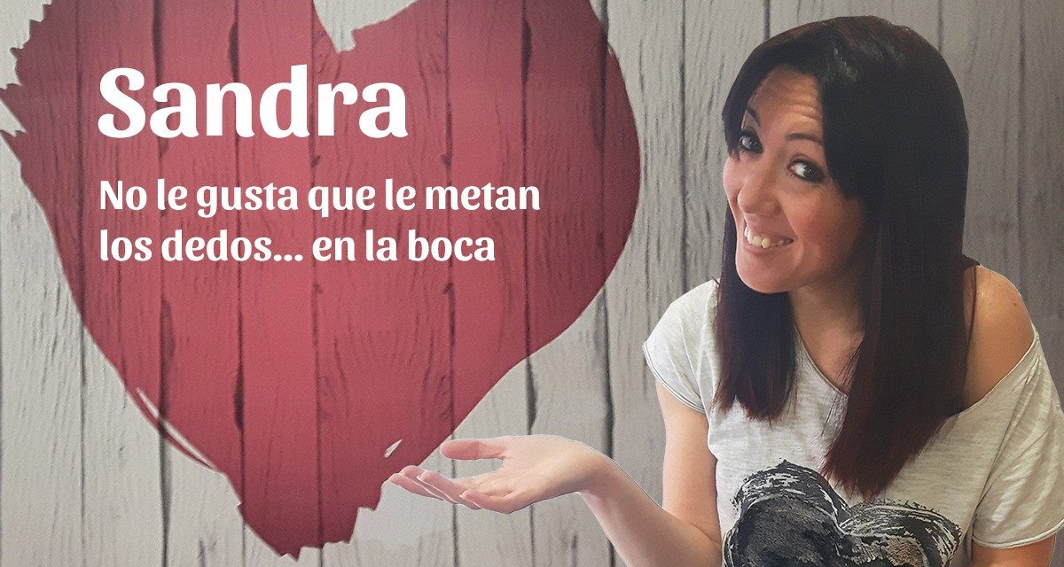 Sandra, ¿bloguera y dicharachera?
