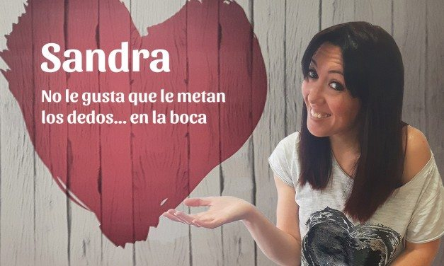 Sandra, ¿bloguera y dicharachera?
