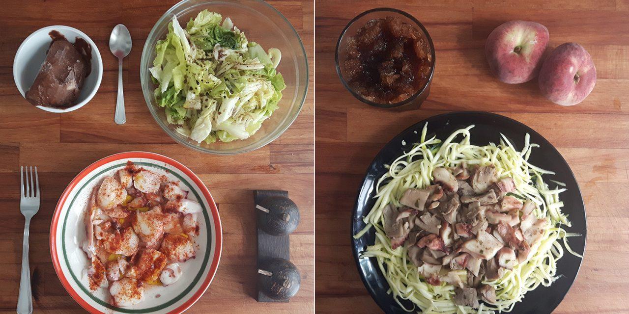 Pautas básicas para adelgazar comiendo