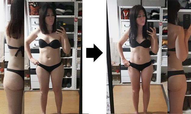 Mi secreto para ponerme en forma