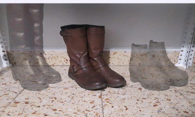 La paradoja de las botas fantasma