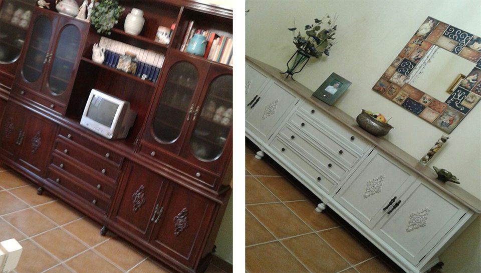 Un talento heredado y un mueble renovado