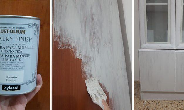 Renovar un mueble con chalk-paint