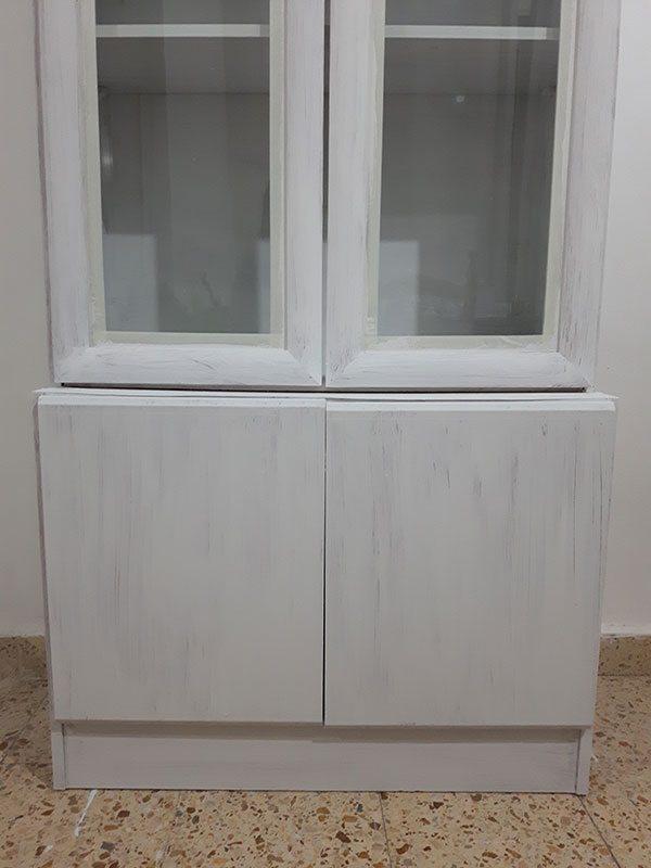 Pintar Mueble De Madera En Blanco Envejecido : Como pintar un mueble en blanco envejecido best latest