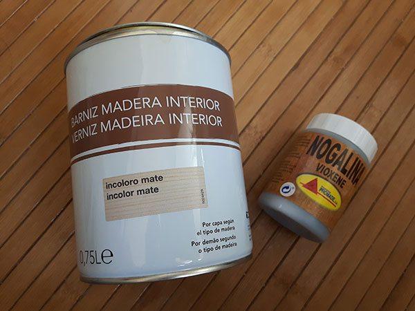 Renovar un mueble con chalk paint treinta y diario - Tinte para pintura ...