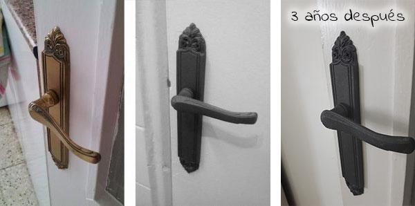 Resultados de pintar manillas de puertas despu s de unos - Manillas rusticas para puertas ...