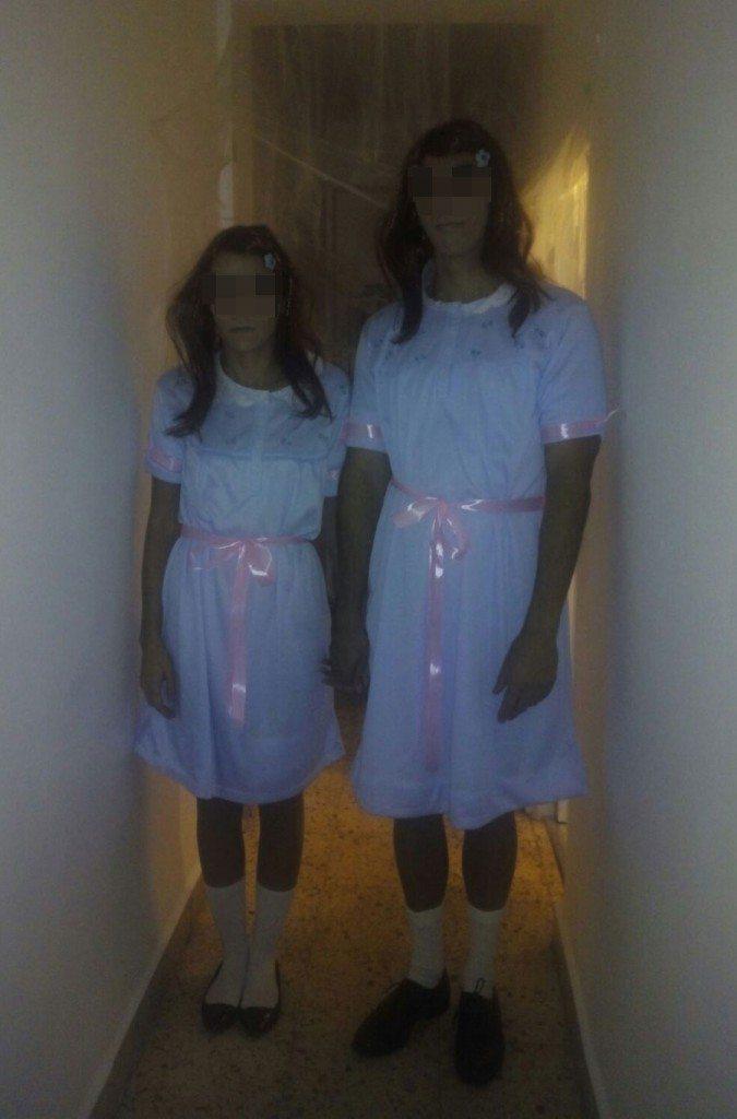 disfraz de halloween Nilñas-del-resplandor