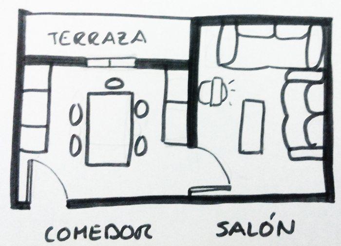 A o nuevo reforma nueva treinta y diario de una treinta era - Distribucion salon ...