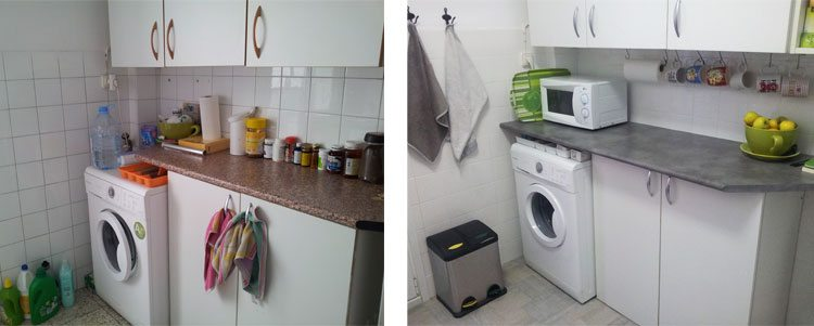 reformar la cocina con poco dinero treinta y diario