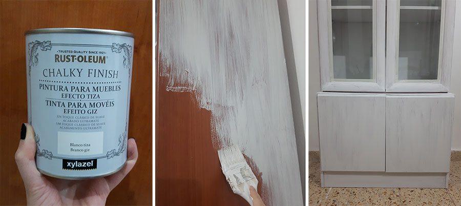 Renovar Un Mueble Con Chalk Paint Treinta Y Diario