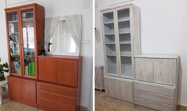 Pintar Un Mueble Con Aspecto Envejecido Versión Para Vagos